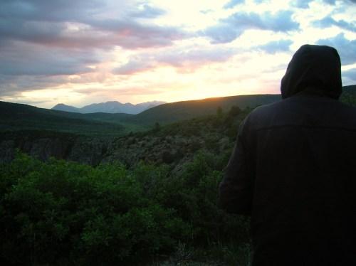 Beautyful Black Canyon
